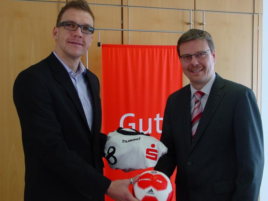 Förderung des Handball Sportclubs (HSC) Erfurt